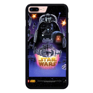 Star Wars W9262 fundas iPhone 7 Plus , iPhone 8 Plus