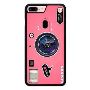 Retro Camera W9283 fundas iPhone 7 Plus , iPhone 8 Plus