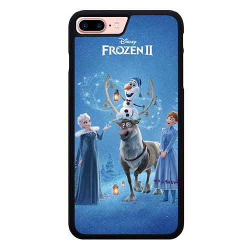 FROZEN II W9342 fundas iPhone 7 Plus , iPhone 8 Plus