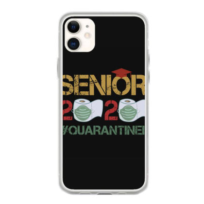 seniors 2020 quarantined retro vintage fundas iphone 11