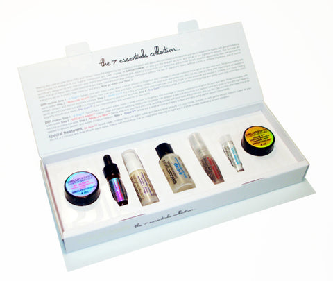 The 7 Essentials Sample Collection 7 Piece Set