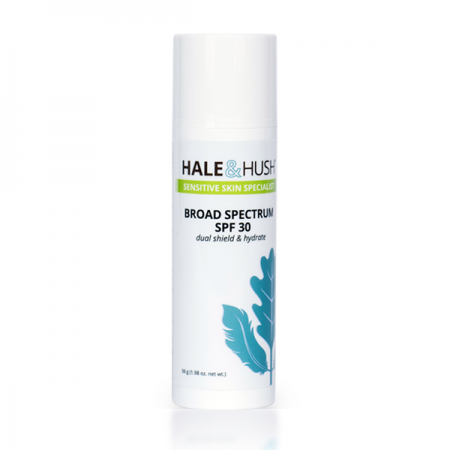 Hale & Hush Broad Spectrum SPF 30 1.7 oz
