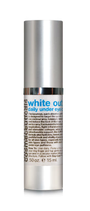 White Out + Daily Under Eye Care .50 oz. l 15 ml.