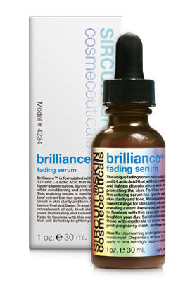 Brilliance Fading Facial Serum 1 oz. | 30 ml