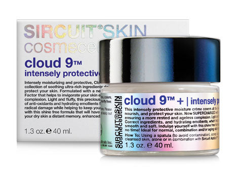 Cloud 9+ Intensely Protective Moisture Crème 1.3 oz. l 40 ml.