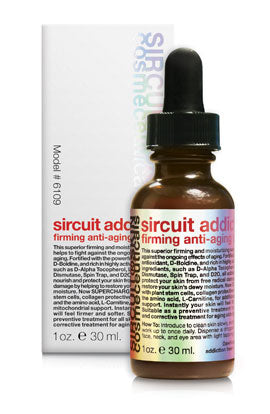 Sircuit Addict + Firming Anti-Aging Serum 1 oz. l 30 ml.