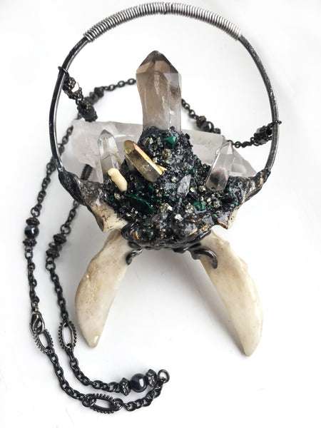 The Spell Statement Necklace