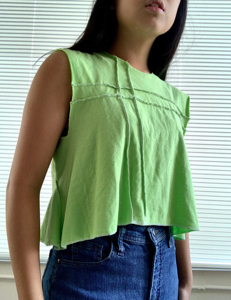 the love & limes top