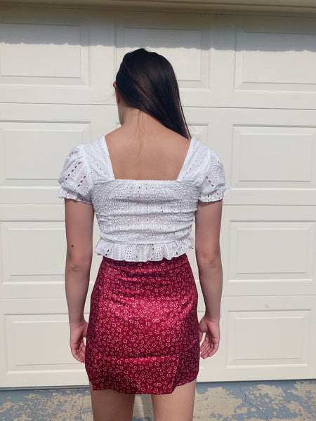 The Ruby Skirt