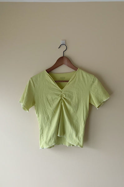 The Pistachio Top