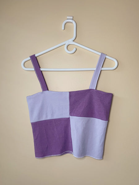 Lavender Dreams Strappy Tank