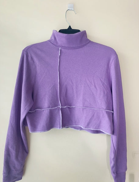 The Grape Turtleneck