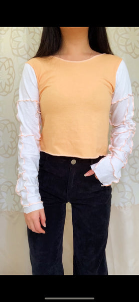 The Creamsicle Top