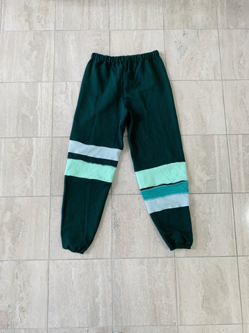 meadows patchwork sweatpants