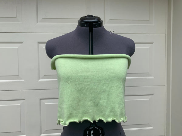 The Lime Tube Top