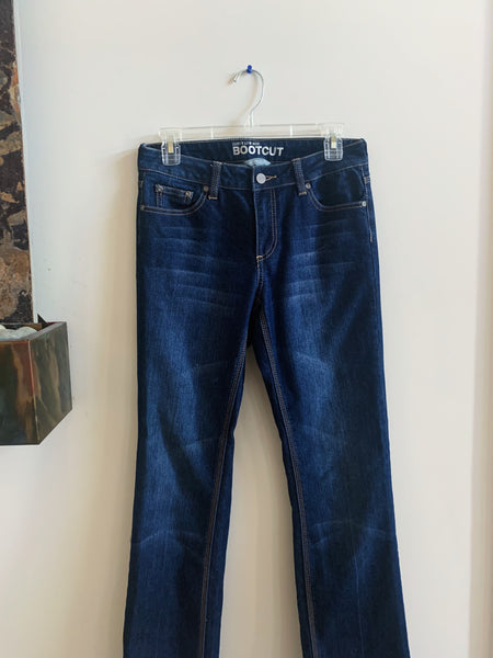 New York & Company Curvey Bootcut Jeans
