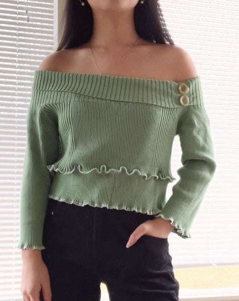 The Sage Knit Sweater