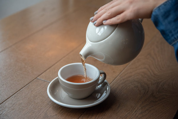speciality tea for coffee shop