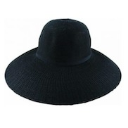 Scala Knitted Polyester Wide Brim SL541