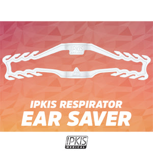 Ipkis Medical Respirator Face Mask Ear Saver