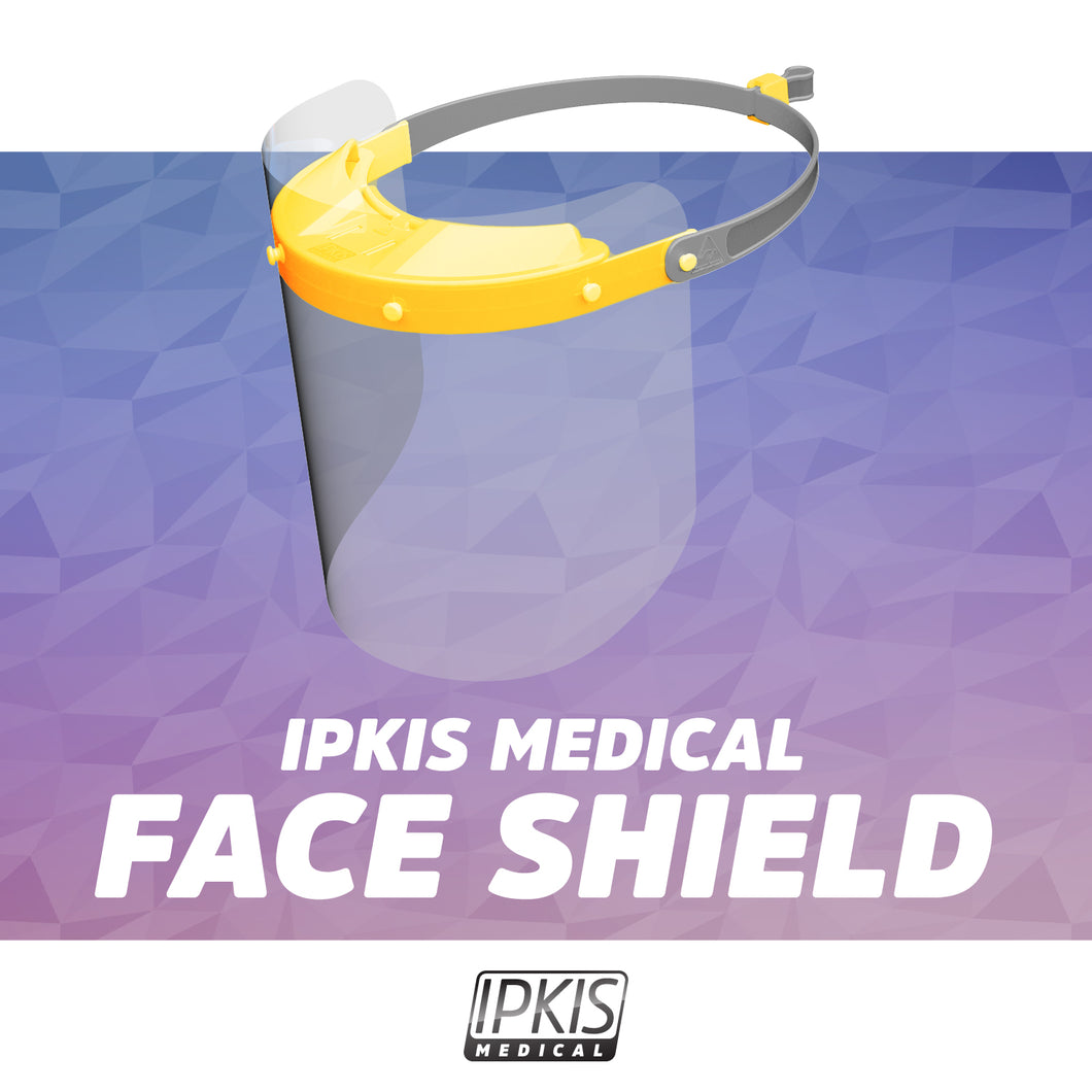 Ipkis Medical Face Shield (20-pack)