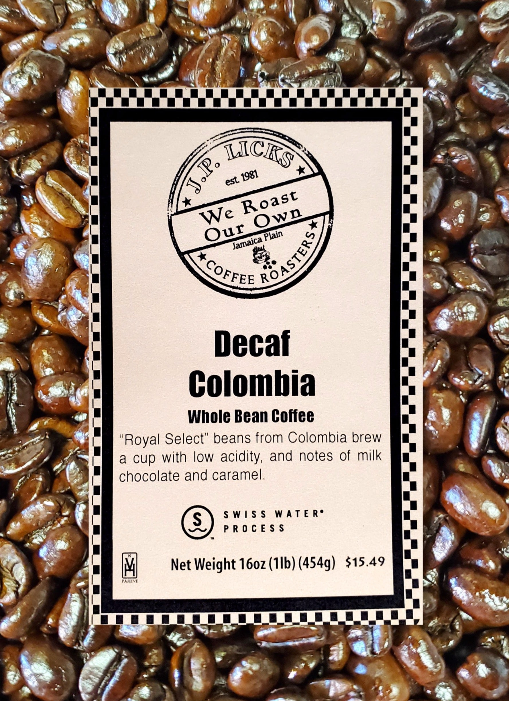 Decaf Columbia