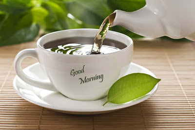 Good Morning Green Tea Your Healthcare