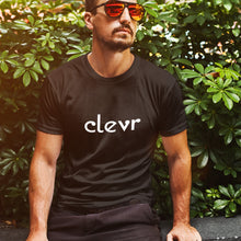 Load image into Gallery viewer, Clevr | Unisex & Men's T-shirt - Clevr Designs - Clevr Branded, Modern / Streetwear
