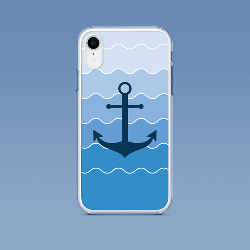 iPhone: Anchor Aesthetic Phone Case - Clevr Designs - iPhone Cases, Vintage / Retro Style