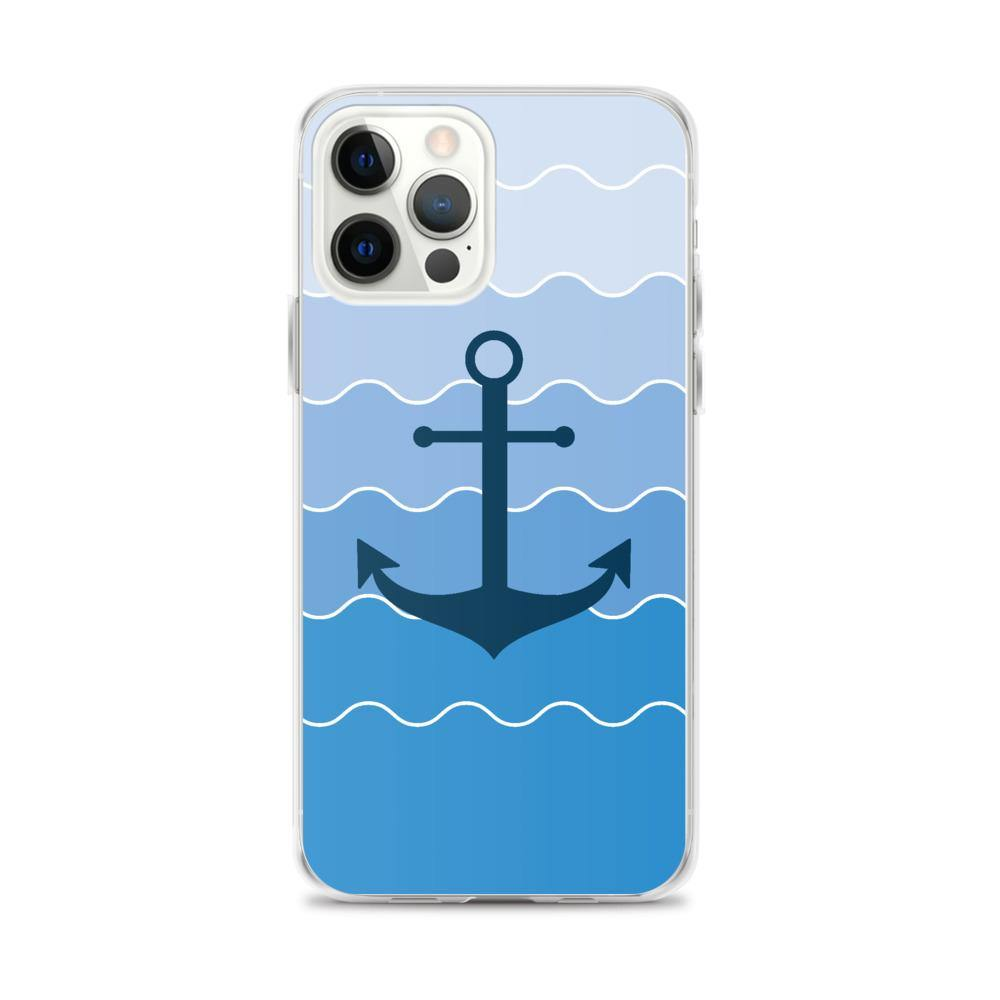 iPhone: Anchor Aesthetic Phone Case