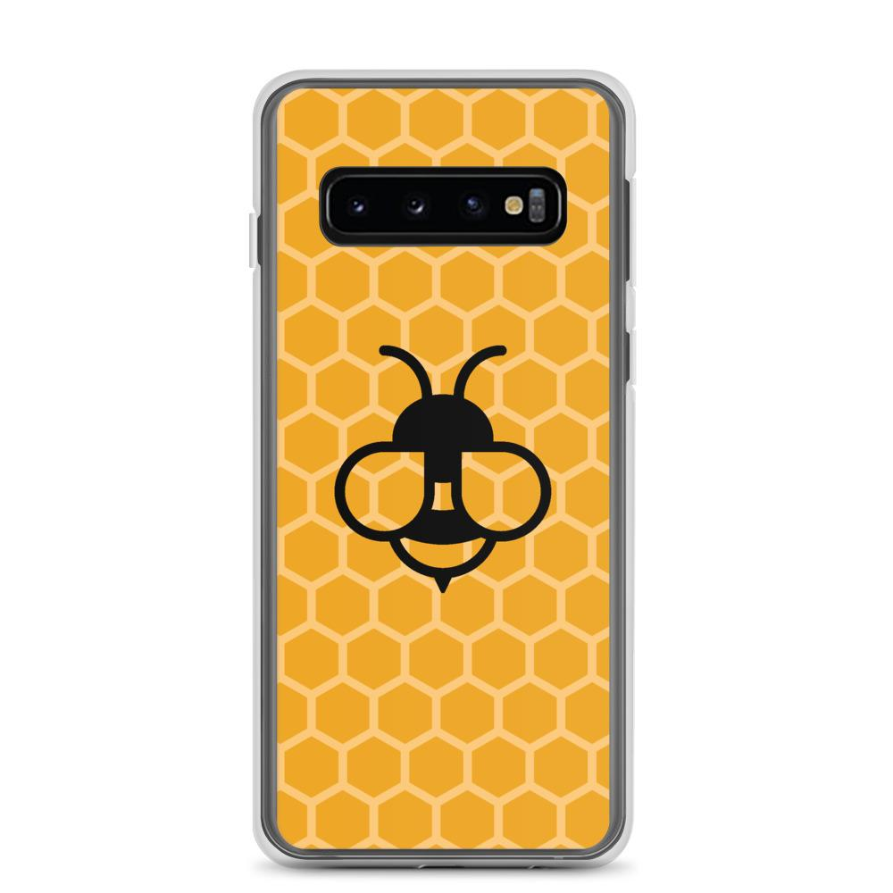 Samsung: Honey Bee Aesthetic Phone Case - Clevr Designs - Modern / Streetwear, Samsung Cases