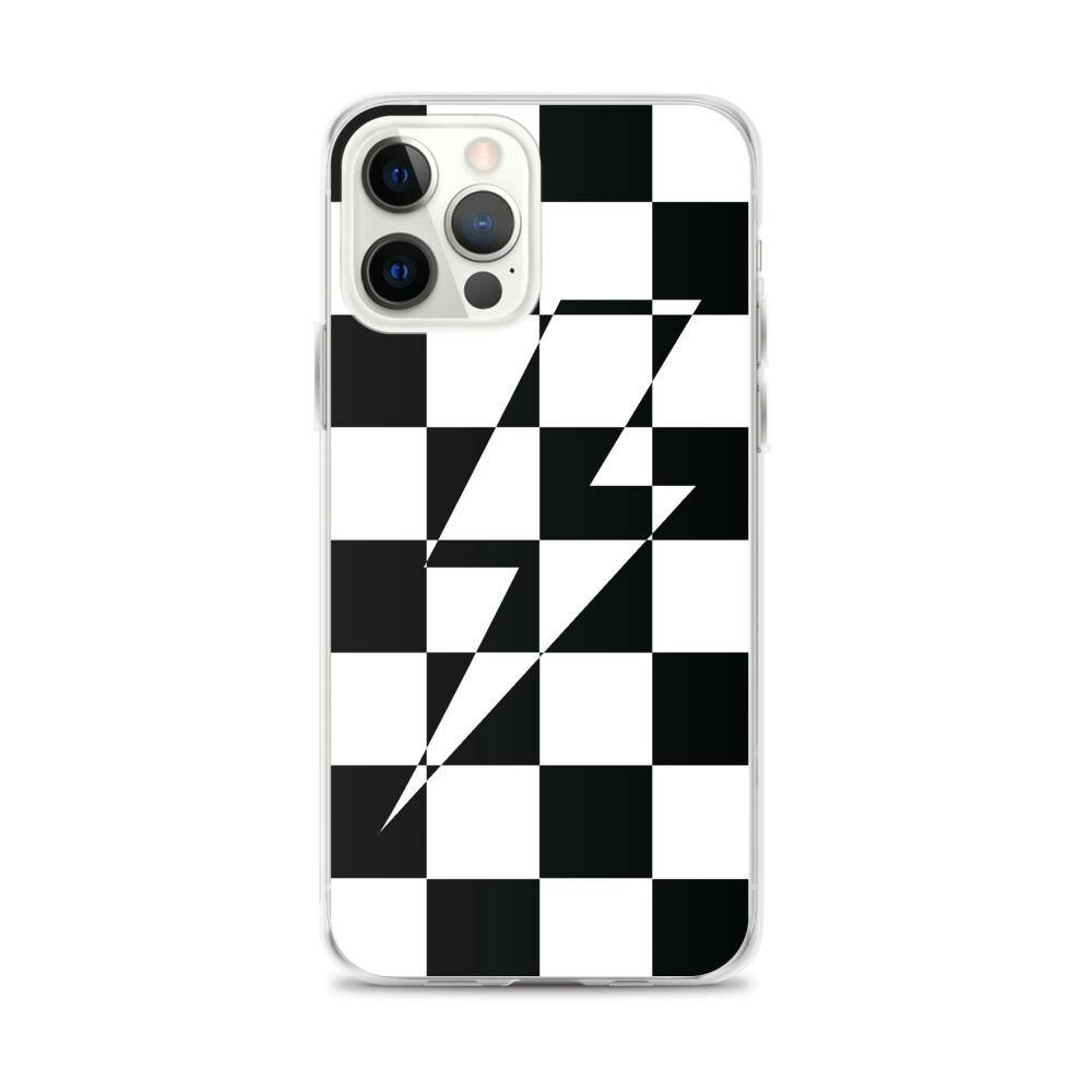 iPhone: Retro Checkerboard Phone Case - Clevr Designs - iPhone Cases, Modern / Streetwear, Vintage / Retro Style
