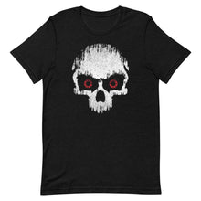 Load image into Gallery viewer, Biker Skull | Unisex & Men's T-Shirt - Clevr Designs - Cars / Motorcycles, Vintage / Retro Style