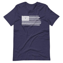 Load image into Gallery viewer, United We Stand | Unisex & Men's T-Shirt - Clevr Designs - Military / Patriotic, Vintage / Retro Style