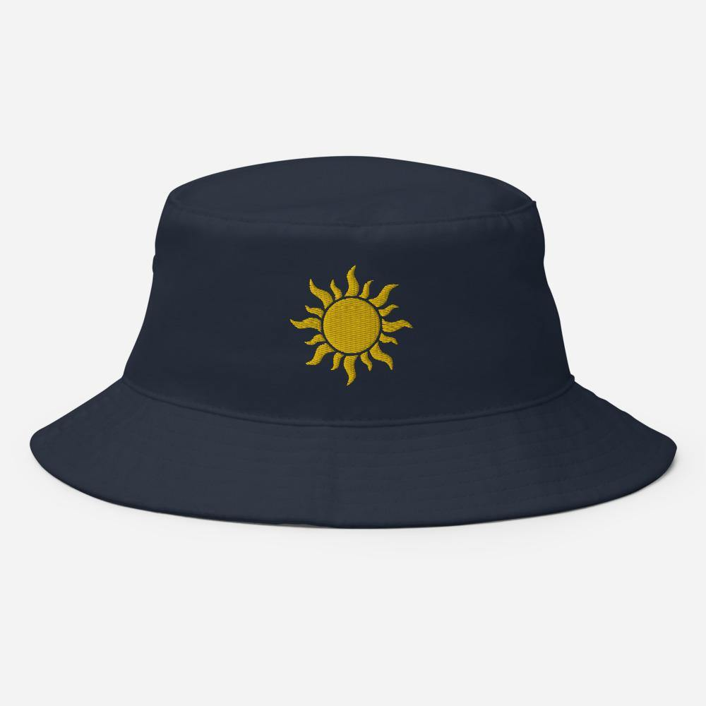 Sunshine | Women's Bucket Hat - Clevr Designs - Inspiration / Motivation, Modern / Streetwear