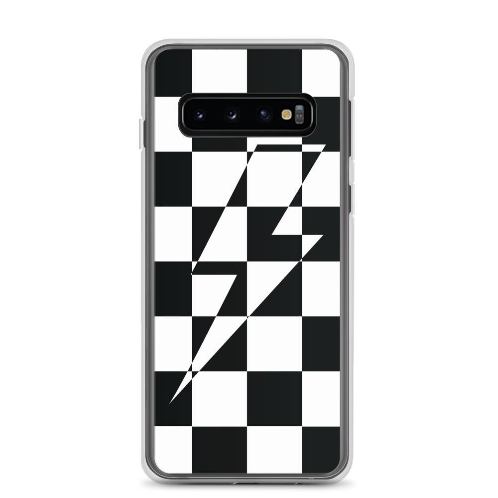 Samsung: Retro Checkerboard Phone Case - Clevr Designs - Modern / Streetwear, Samsung Cases, Vintage / Retro Style