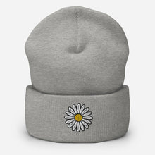 Load image into Gallery viewer, Daisy | Women's Cuffed Beanie - Clevr Designs - Vintage / Retro Style