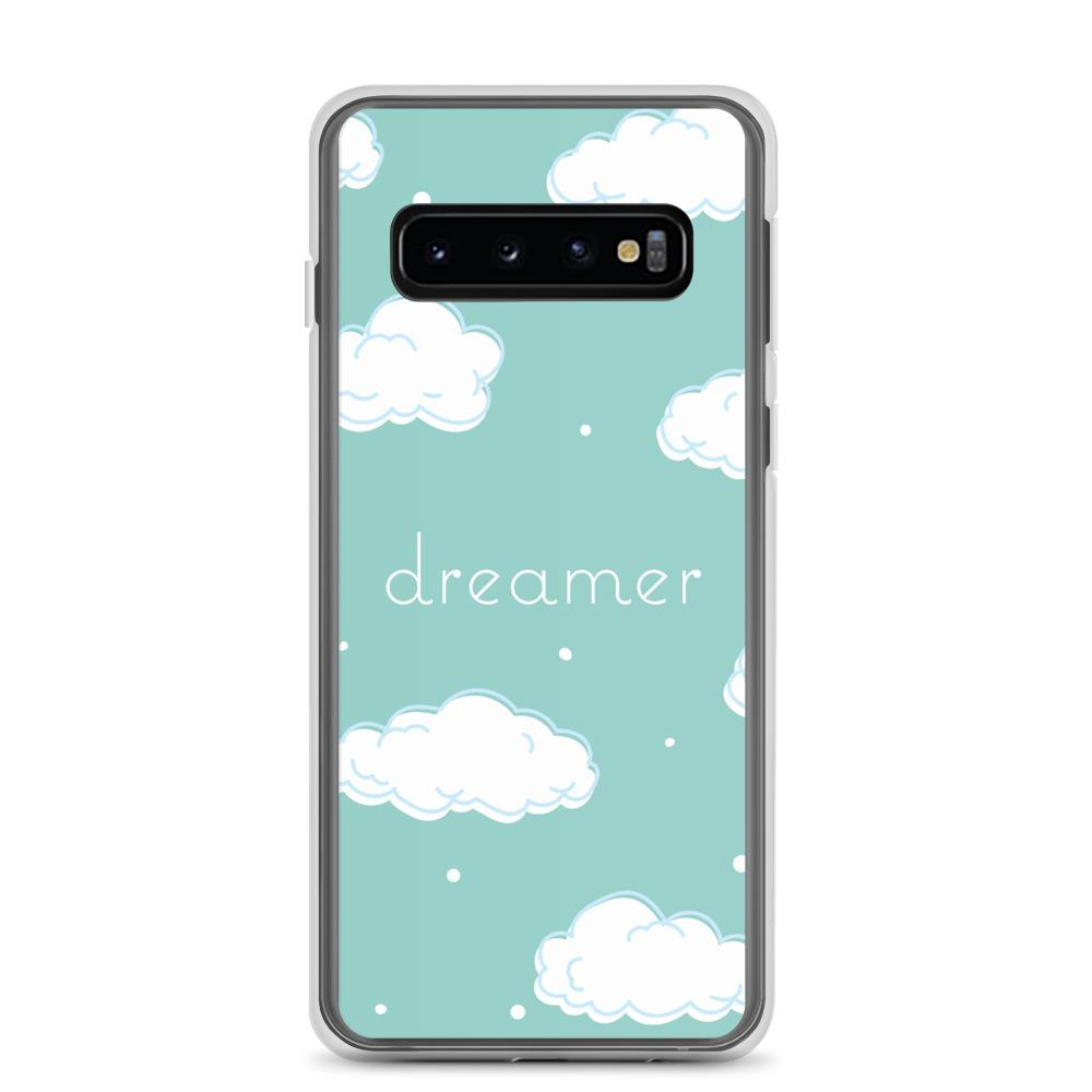 Samsung: Dreamer Aesthetic Phone Case - Clevr Designs - Inspiration / Motivation, Samsung Cases, Vintage / Retro Style