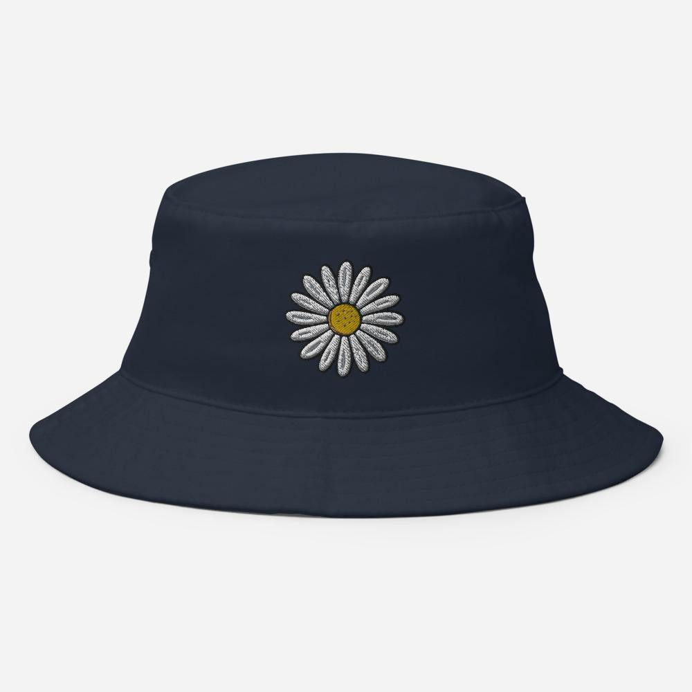 Daisy | Women's Bucket Hat - Clevr Designs - Vintage / Retro Style