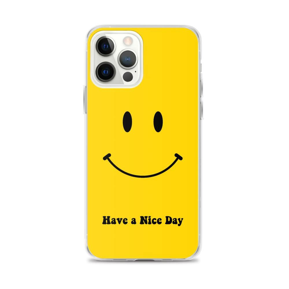 iPhone: Retro Have A Nice Day Phone Case