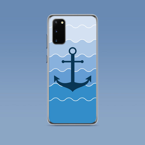 Samsung: Anchor Aesthetic Phone Case - Clevr Designs - Samsung Cases, Vintage / Retro Style