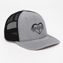 Load image into Gallery viewer, Sacred Heart | Trucker Hat - Clevr Designs - Modern / Streetwear, Vintage / Retro Style