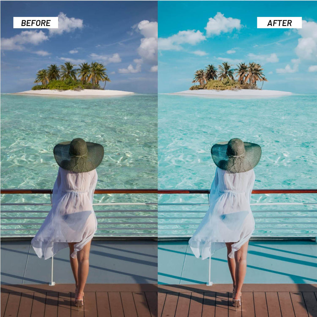 Best Lightroom Presets Video Lut Riviera Video Luts