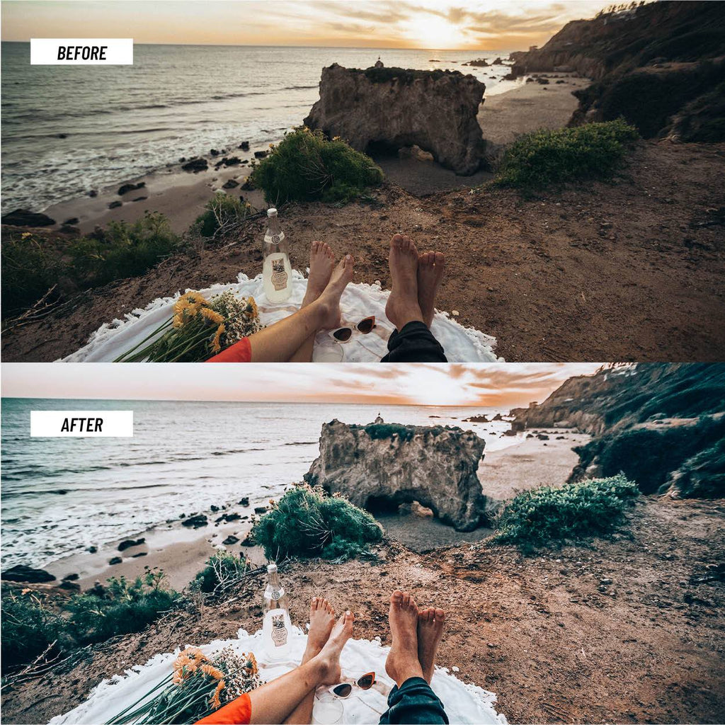 Best Lightroom Presets Video Lut Cali Blogger video LUTs