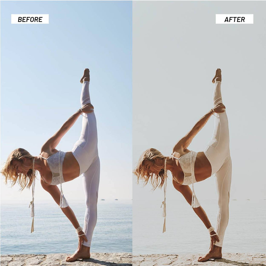 Best Lightroom Presets LR Mobile presets Yoga Lightroom Presets