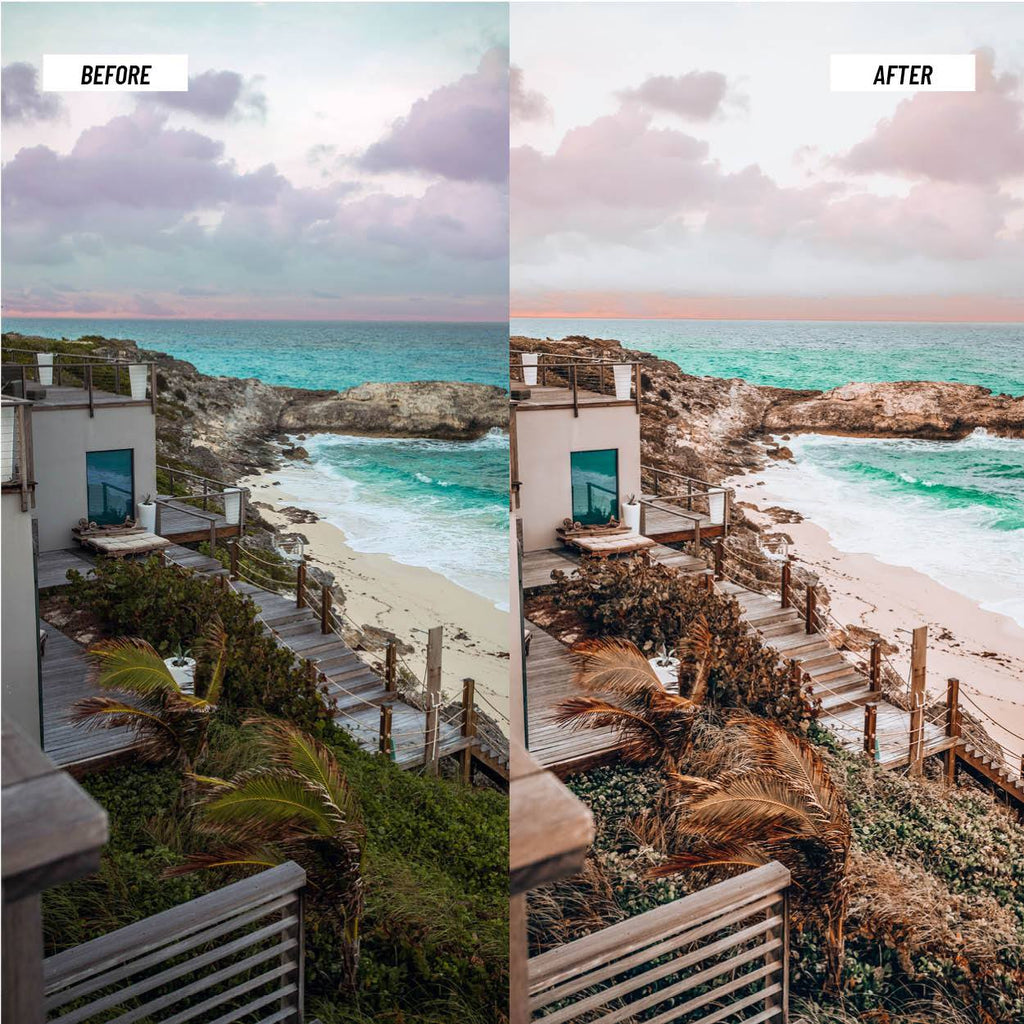 Best Lightroom Presets Video Lut Vibrant Video Luts
