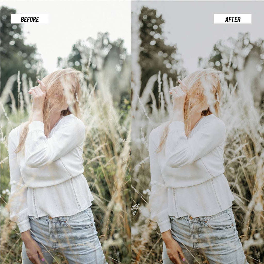 Best Lightroom Presets LR Mobile presets Rich & Clean Lightroom Presets