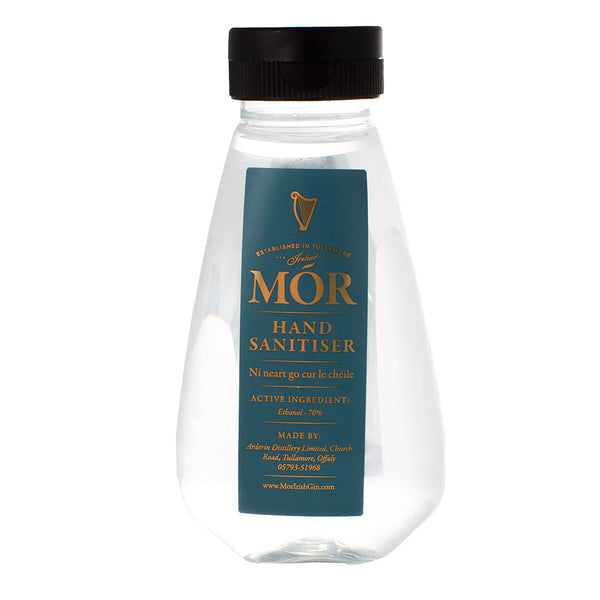 Mor Hand Sanitiser 250 ML - 70% Alcohol Hand Sanitser