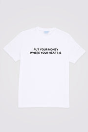 M! - MONEY HEART - TEE CLASSIC UNISEX