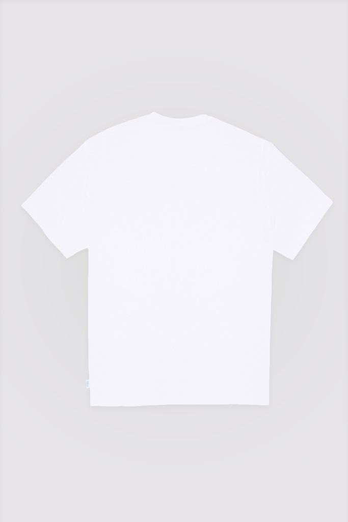 TEE ORGANIC - RELAXED FIT - WHITE